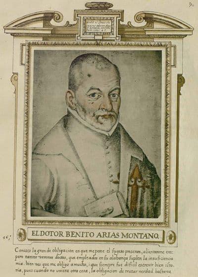 Dotor-Benito-Arias-Montano